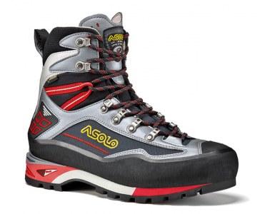 Asolo Parete de chaussure de montagne Nord GV MM Gunmetal Grey
